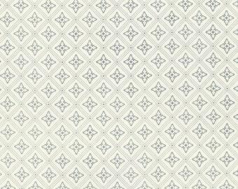 Tim Holtz Dapper Geometric Tiles Fabric // FreeSpirit PWTH045.8BLUE by the Half Yard