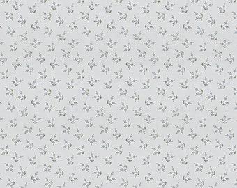 1/2 yd The Dress Blossom by Laura Heine for FreeSpirit Fabrics PWLH006.GRAYX