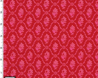 1/2 yd Isabella Garden Claire Yardage by Lily Ashbury for Michael Miller Fabrics DC7954-BORD-D