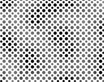 1/2 yd Ombre Dots Fabric by Quilting Treasures 23413 -J