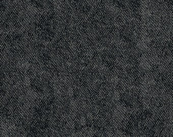 1/2 yd Gina Solid Denim Looking Fabric by Whistler Studios for Windham Fabrics 50927-2