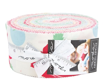 Cheeky Jelly Roll by Urban Chiks for Moda Fabrics 31140JR