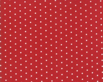 1/2 yd Oxford Floral Dots by Sweetwater for Moda Fabrics 5713 17