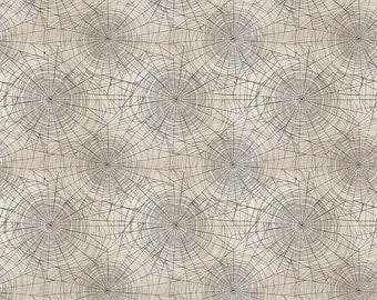 Tim Holtz Regions Beyond Cobwebs Fabric // FreeSpirit PWTH150.NEUTRAL by the Half Yard