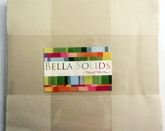 Bella Solids Layer Cake® Natura Moda Precuts 9900LC 12
