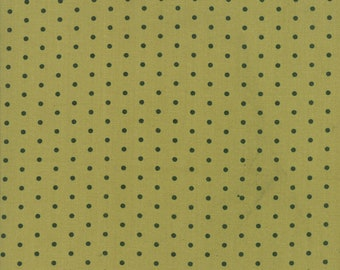 1/2 yd Oxford Floral Dots by Sweetwater for Moda Fabrics 5713 12