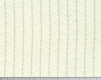 SALE True Colors Checkerbone by Heather Bailey for FreeSpirit Fabrics PWTC038.SILVE PER Yard