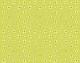 AGF Dreamin Vintage Bloomery Fabric Citronelle // Art Gallery Fabrics by the Half Yard
