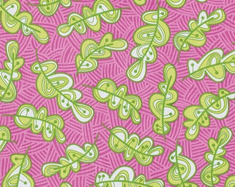 Forest Hills Falling Leaves Fabric // FreeSpirit PWEM056.ROSEX by the Half Yard