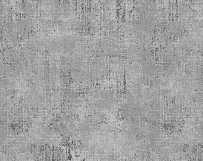 END of BOLT Adornit Burnish Gray Fabric 00395