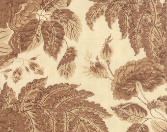 1/2 yd Elizas Indigo Garden Hill Reproduction by Betsy Chutchian for Moda Fabrics 31500 18