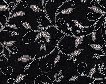 Beyond the Gate Scrollwork Fabric by Jillily Studio for Henry Glass by the Half Yard