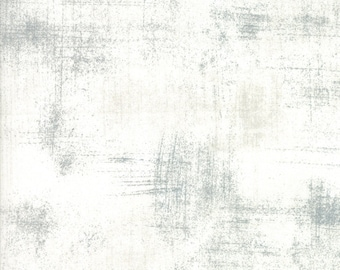 1/2 yd Metropolis Grunge by BasicGrey for Moda Fabrics 30150 435 Fog
