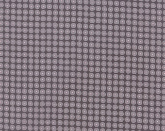1/2 yd Flow Pearls by Zen Chic for Moda Fabrics 1595 15 Graphite