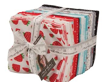 Farm Fresh Fat Quarter Bundle by Gingiber for Moda Fabrics 48260AB