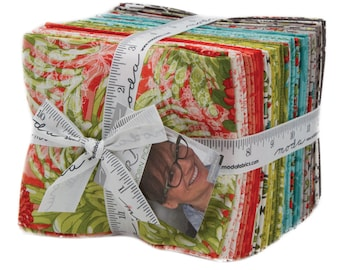 Dear Mum Fat Quarter Bundle by Robin Pickens for Moda Fabrics 48620AB