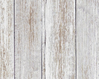 1/2 yd Thankful & Blessed Barn Wood Texture by Studio E Fabrics A4670-39 Gray