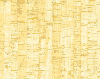 1/2 yd Uncorked Cotton Print Cork Like Appearance w/Metallic by Another Point of View for Windham Fabrics 50107M-24