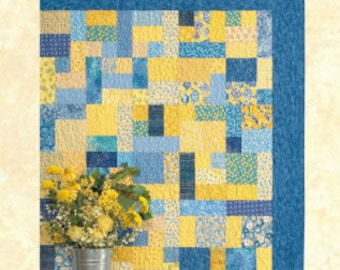 Yellow Brick Road by Atkinson Designs Quilt Pattern