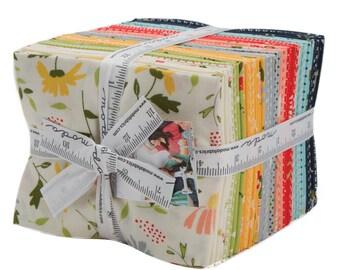 Clover Hollow Fat Quarter Bundle by Sherri & Chelsi for Moda Fabrics 37550AB