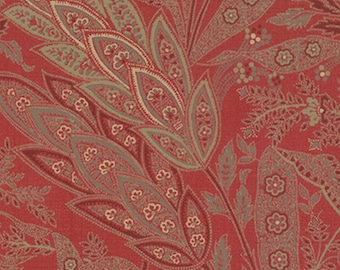1/2 yd French General Favorites Paisley for Moda Fabrics 13522 23