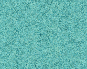 White Sands Mosaic Blender Fabric // Northcott Studio DP22712-64 Teal by the HALF YARD