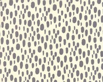 1/2 yd Serenity Dot Whisper by Amy Ellis for Moda Fabrics 3527 11 Stone