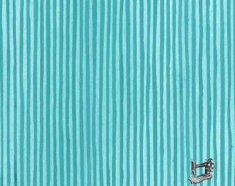 1/2 yd Four Seasons Tonal Stripe by Julie Paschkis for In The Beginning Fabrics 23JPI-3