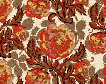 1/2 yd Pastiche by Jason Yenter for In The Beginning Fabrics 6JYG-1