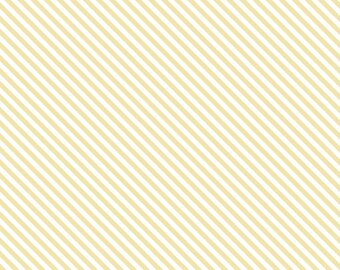 1/2 yd Pink Lemonade Stripe by Camelot Fabrics 3240106 2 Yellow