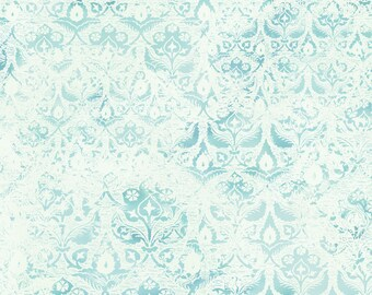 1/2 yd Bohemian Manor II Damask by Jason Yenter for In The Beginning Fabrics 9JYF 4