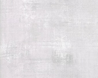 1/2 yd Grunge Grey Paper by BasicGrey for Moda Fabrics 30150 360