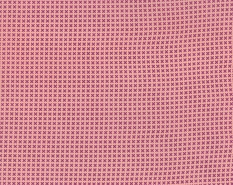 1/2 yd Moving On Lawns Stitched Up Rock Salt by Jen Kingwell for Moda Fabrics 18127 24
