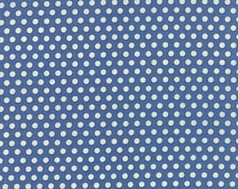 1/2 yd 30's Playtime 2015 Polka Dot by Chloe's Closet for Moda Fabric 33017 16