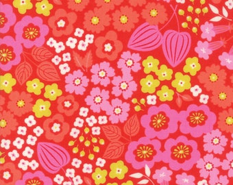 1/2 yd Lazy Days Floral by Gina Martin for Moda Fabrics 10070 12