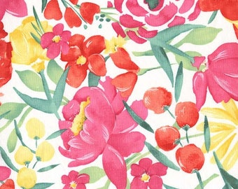 1/2 yd Meet Me in the Meadow Bloomers Fabric by Michael Miller Fabrics CX7167-SPRI-D