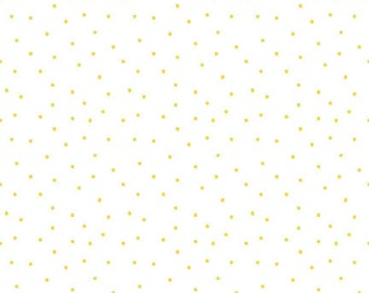 1/2 yd Creative Rockstar Solo by Rad & Happy for Riley Blake Fabrics C5813 Yellow