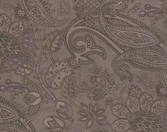 "END of BOLT 27"" Blitzen Tonal Paisley by BasicGrey for Moda Fabrics 30291 24"