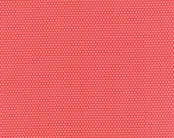 1/2 yd Little Ruby Little Bliss Dot by Bonnie & Camille for Moda Fabrics 55134 21