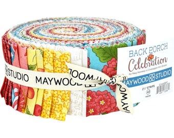 Back Porch Celebration Jelly Roll® by Meg Hawkey for Maywood Studio ST-MASBPC