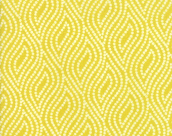 1/2 yd Lazy Days Dotted Ogee by Gina Martin for Moda Fabrics 10075 17