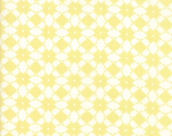 1/2 yd Garden Variety Sunshine by Lela Boutique for Moda Fabrics 5072 17 Yellow