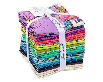 HomeMade Fat Quarter Bundle by Tula Pink for Free Spirit Fabric FB2FQTP.HOMEMADE