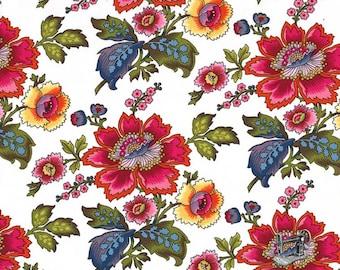 1/2 yd Isabella Garden Izzi Yardage by Lily Ashbury for Michael Miller Fabrics DC7951-GARD