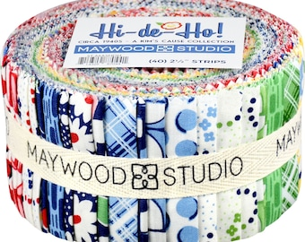 Hi De Ho! Jelly Roll® by A Kim's Cause Collection for Maywood Studio ST-MASHDH