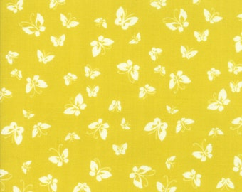 1/2 yd Lazy Days Tonal Butterflies by Gina Martin for Moda Fabrics 10073 18