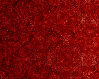1/2 yd Bohemian Rhapsody Fabric from Quilting Treasures 26956 -RM