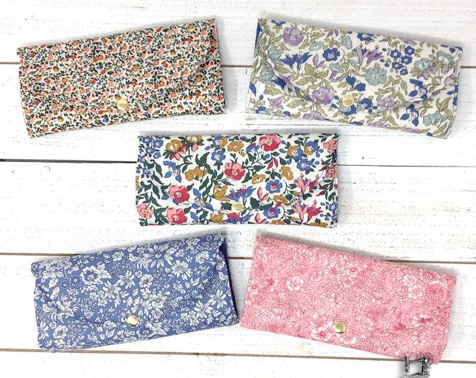 Liberty of London Sewing Kit//Roll LINA02-04775601X