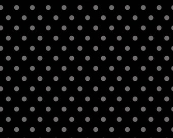 1/2 yd Adornit BeBop Polka Dot Fabric T 00539