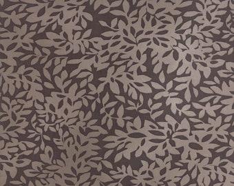 1/2 yd Dear Mum Charcoal Leaves by Robin Pickens for Moda Fabrics 48624 16